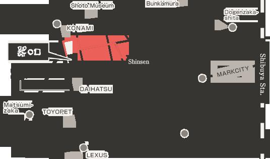 20-4 Shinsen-cho,Shibuya-ku,Tokyo,150-0045 Japan